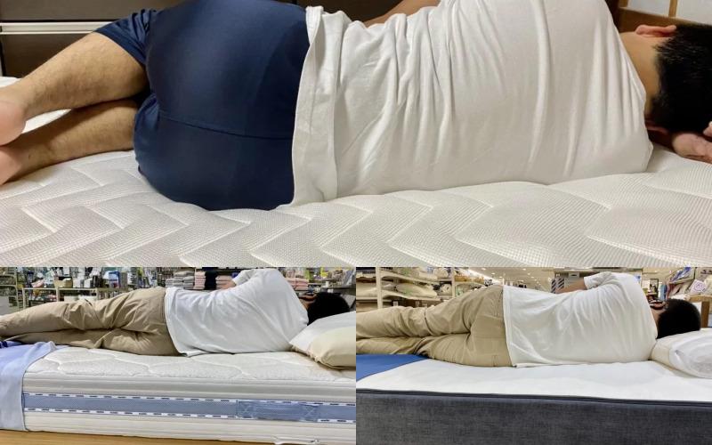横向きで寝る人におすすめマットレス